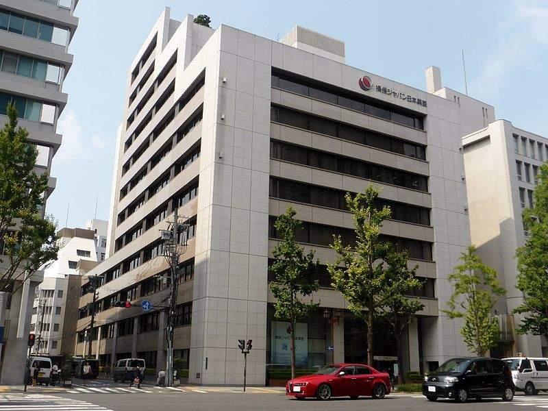 Sompo_Japan_Nipponkoa_Osaka_Building