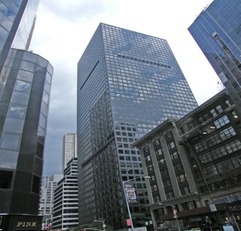 Marsh_&_McLennan_Headquarters