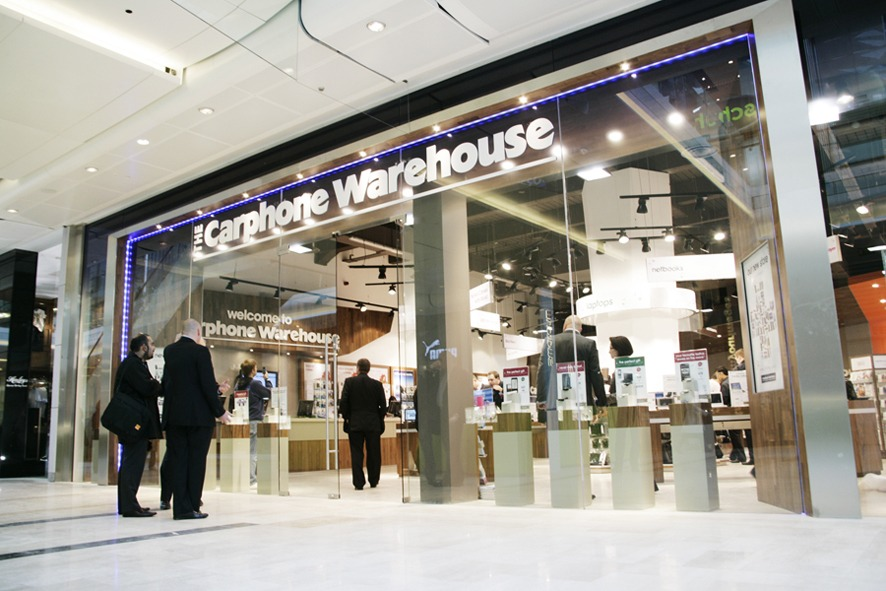 Carphone Warehouse fined over £29m in UK for insurance mis-selling