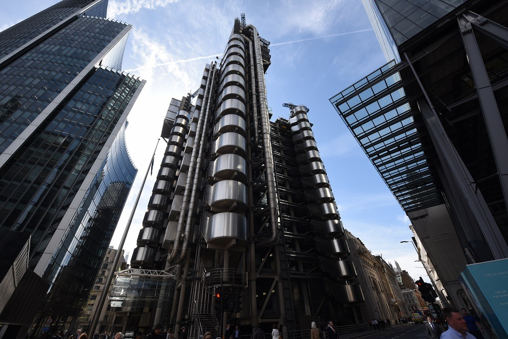 Lloyd's of London borrows £300m to fuel first phase of Blueprint One