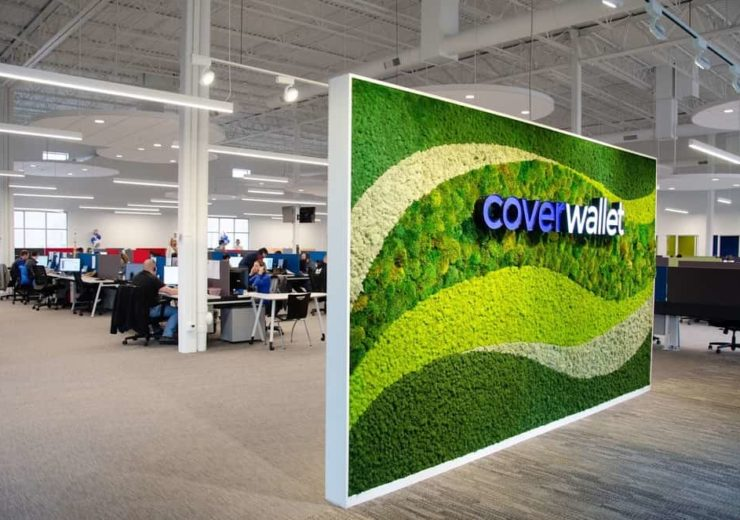 Aon to acquire New York-based insurtech company CoverWallet