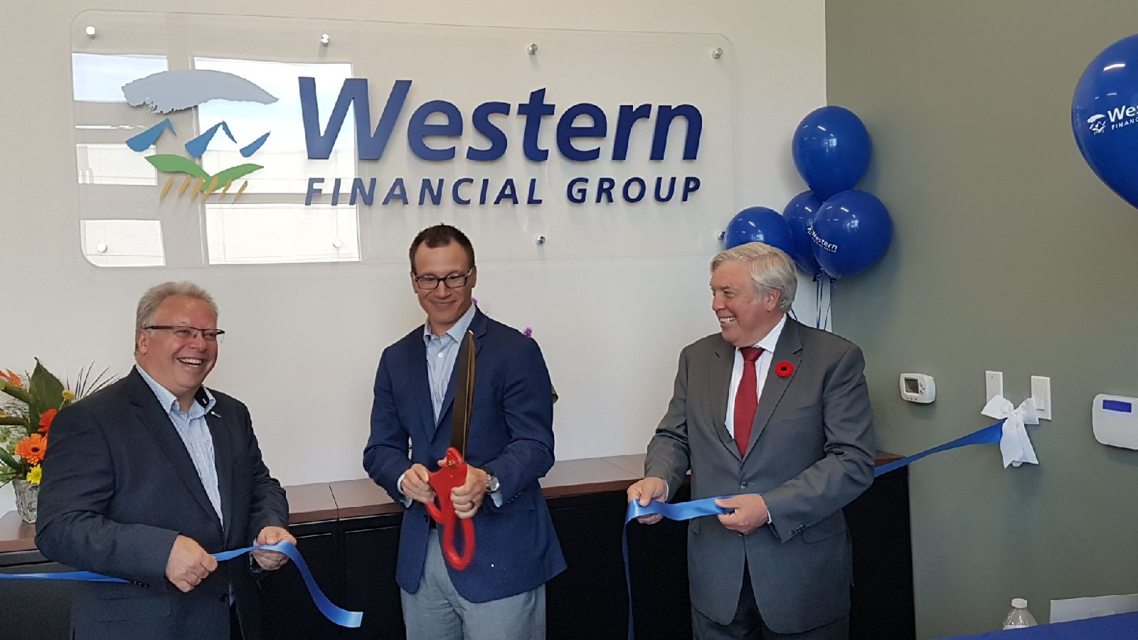 Western inaugurates new insurance brokerage office in Lethbridge, Canada