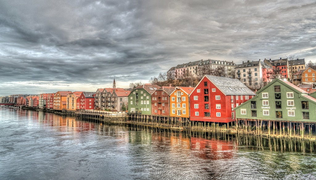 6 Biggest Insurance Companies In Norway By Gross Written Premium