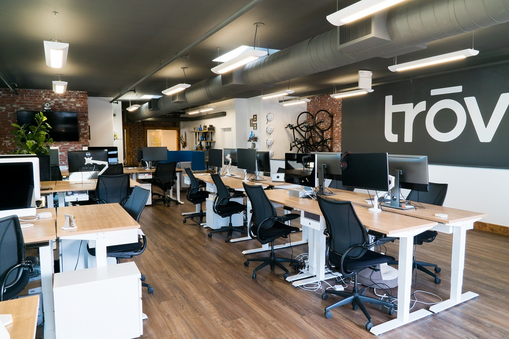 trov insurtech office San Francisco
