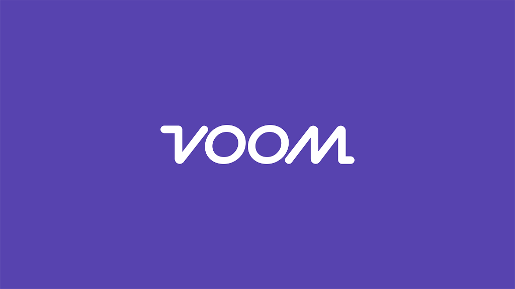 electric vehicle insurance logo for Voom