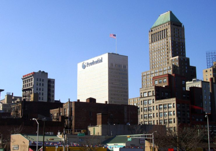 Newark-prudential-sunny