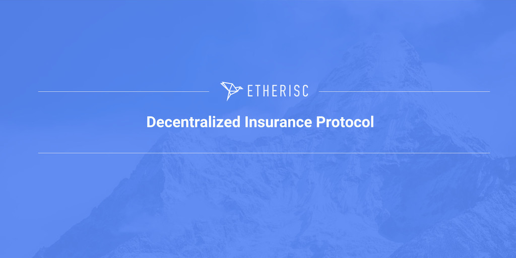 distributed ledger insurance