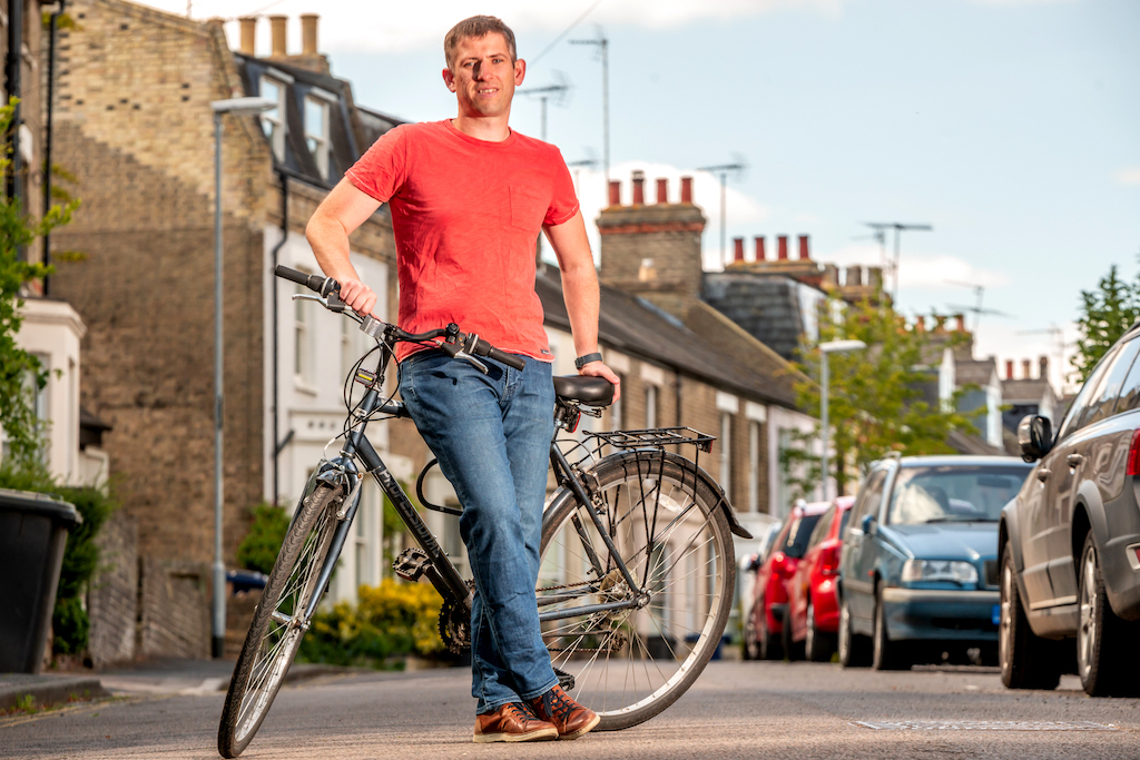 uk cycling boom