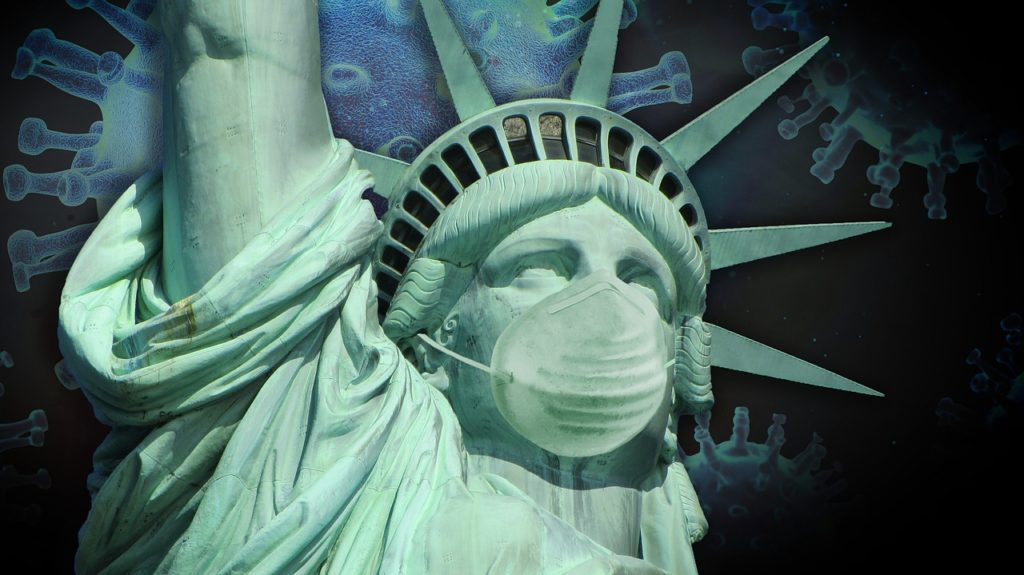 Two major US insurance associations say pandemics are 'uninsurable' (Credit: PixaBay/Alexandra_Koch)
