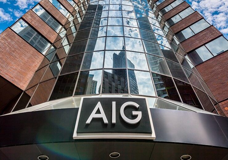 AIG plans to separate life and retirement business unit